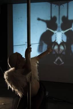 Realness @ Sluice 2015 by Kate Spence & Michael Lightborne. Photograph by Robin Pugh